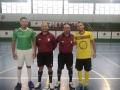 Arbitros y capitanes