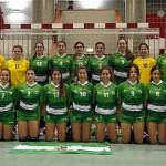 Selección Andaluza Cadete Femenina. Fuente: http://www.fandaluzabm.org