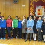 """El Colegio Pedro Corchado se alza con el I Concurso """"Gana Puntos por la Educación Vial"""""""