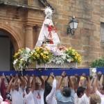 La Patrona de Bailén se traslada hoy a la Iglesia de San José Obrero