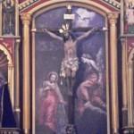 Nuevo retablo en la Ermita del Santo Cristo