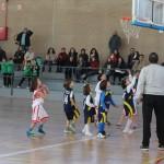 El CPD Bailén se proclama campeón de la I Concentración de Pequebasket