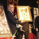 El Obispado concede a la Vera Cruz la distinción de cofradía más antigua de Bailén