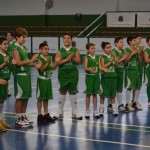 El CPD Bailén de Minibasket se clasifica para la final provincial