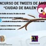 Ponte romántico en Twitter y opta a ganar el concurso de Bailén Joven