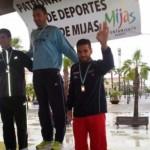 El bailenense Diego Merlo participará este domingo en el Campeonato de España