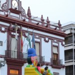 Decenas de niños bailenenses disfrutan del Día de la Paz con actividades lúdicas