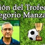 Este sábado VII Trofeo de Fútbol Juvenil Gregorio Manzano