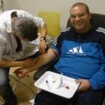 Más de 700 donaciones sanguíneas se realizan en Bailén durante el 2015