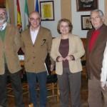 El IEB se presenta ante la alcaldesa