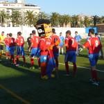 Sorteo de tres entradas para la fase previa de la I Copa Diputación
