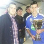 La UD Ciudad de Torredonjimeno se lleva el Trofeo Juvenil Gregorio Manzano tras no ganar ningún partido
