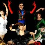 El cabaret llega hoy a Bailén dentro del Festival de Teatro Joven