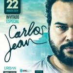 Bailén Diario sortea dos entradas para ver a Carlos Jean en la Discoteca ON