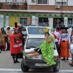 El Certamen de Chirigotas Ciudad de Bailén da la bienvenida a Don Carnal
