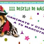 Desfile de Carnaval de mascotas