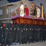 El costal marca el inicio de la Cofradía de San Juan para esta Semana Santa