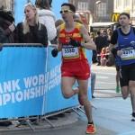 Olea consigue un tercer puesto en el Campeonato del Mundo