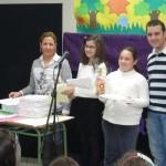 Entregados los premios del concurso Mi Biblioteca