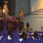 El Jueves Santo brilla en la noche bailenense