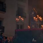 Jesús de Medinaceli camina entre la fe de los bailenenses el Martes Santo