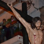 El Cristo del Buen Morir anuncia las salidas procesionales de la Cofradía de la Virgen de los Dolores
