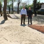 Una nueva pista de destreza para el Parque Infantil de Tráfico