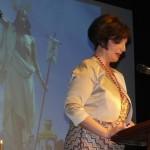 El pregón de Patricia Soriano marca el inicio de la Semana Santa bailenense