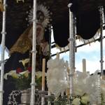 Todo preparado en la Virgen de los Dolores para la inminente Semana Santa