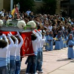 La Semana Santa Chica sale a las calles de Bailén este viernes