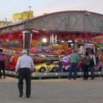 Programa de la Feria del Barrio el 1 de mayo