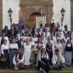 Santa Elena y Bailén hermanadas por sus asociaciones de recreación