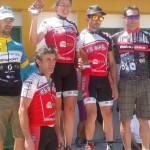El ciclismo y la ronda como alternativa en la mañana del día 1