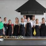 Diez bailenenses aprenden cocina gracias al Programa Zonas