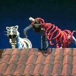Marionetas para una nueva función de Eurokids