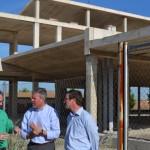 El PP condena la paralización de la construcción del Centro de Salud