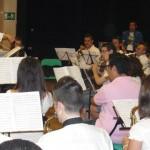 La escuela municipal de música finaliza con un concierto