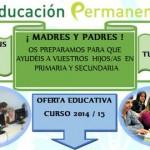 El Centro de Adultos prepara los cursos para el próximo año