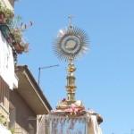 El pregón marcará la llegada del Corpus a Bailén