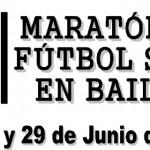 Últimos días para participar en el maratón de fútbol sala provincial