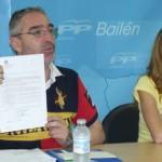 El PP destaca la labor de los colectivos bailenenses por acercar Bailén a la provincia