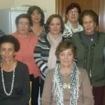 Asociaciones de amas de casa de la provincia celebran en Bailén una Ofrenda Floral