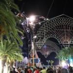 Los bailenenses despiden sus fiestas con fuegos artificiales