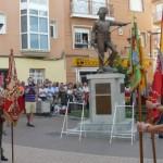 Centenares de bailenenses respaldan los actos de la mañana del 19 de Julio