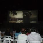 Suspendidas las dos últimas sesiones del Cine de Verano