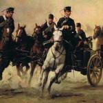 Muestra pictórica de Ferrer-Dalmau en el Museo de la Batalla