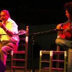 Blas Carmona a la final de los Cantes Libres de Linares