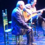 Exitosa actuación de Blas Carmona en la final de los Cantes Libres de Linares