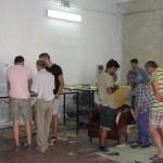Diez bailenenses se forman en tapicería de muebles