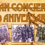 Un concierto que recordará 150 años de música